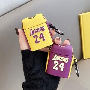 Lakers T-shirt Airpod Case